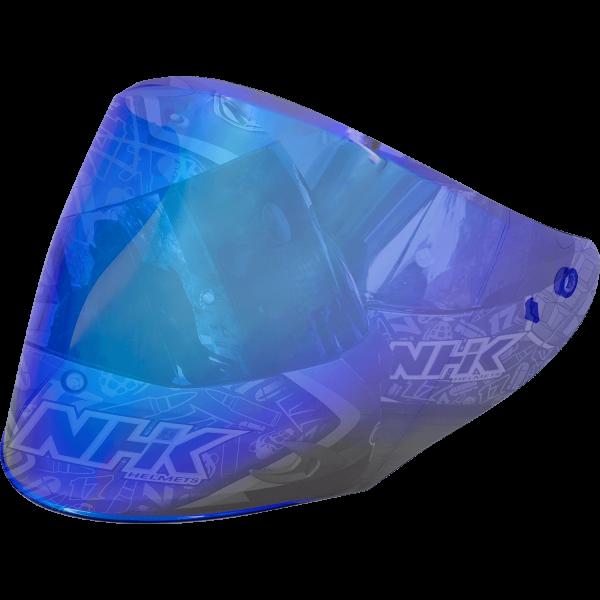 NHK R1 多層膜長版鏡片 藍色
