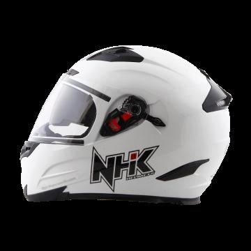 RX-9 全罩式安全帽 (Solid-白色)